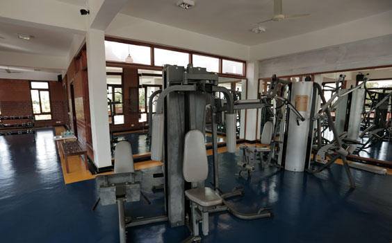 Gymnasium in North Bengaluru