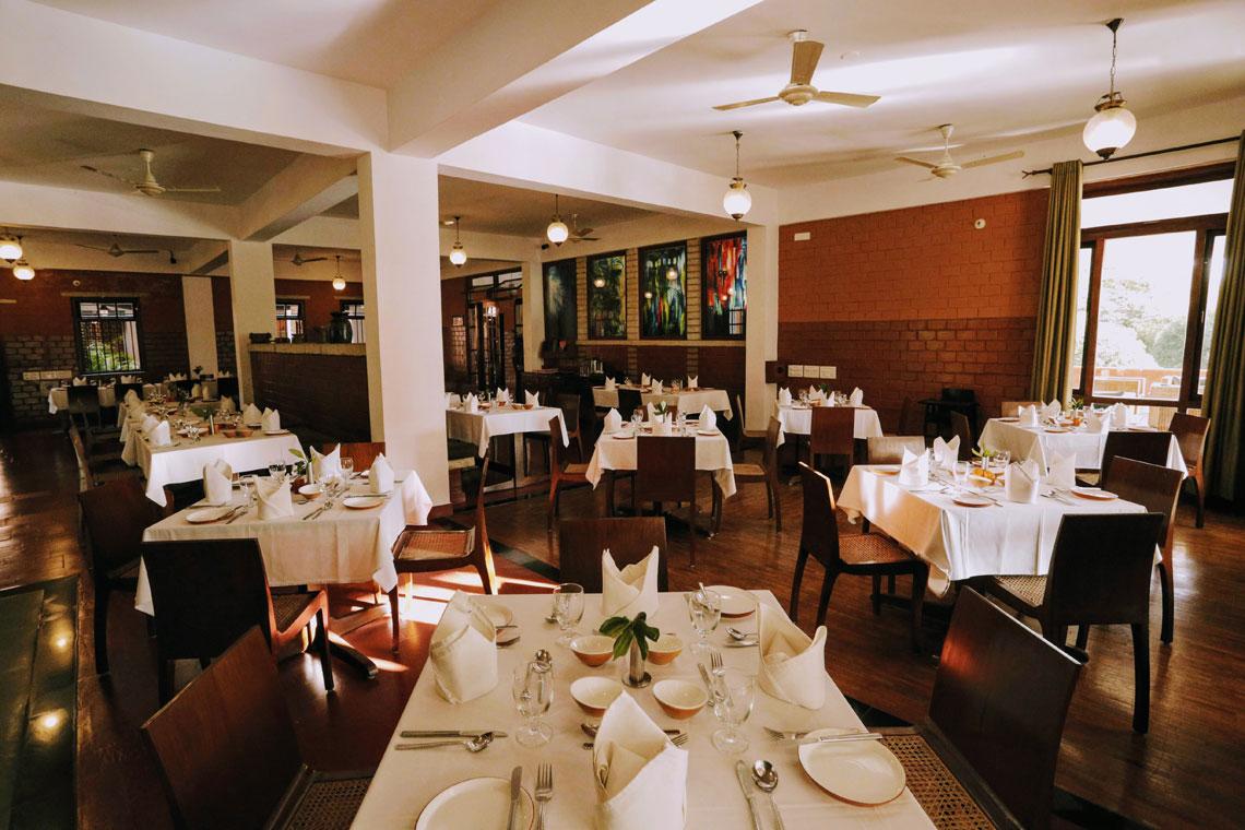 multi cuisine restaurant near Bangalore airport