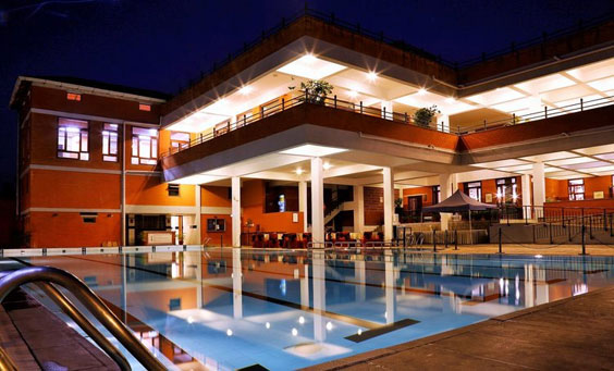 Pro-category size Swimming Pool Olde Bangalore